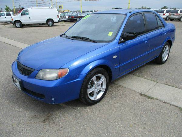 2003 *Mazda* *Protege* 4dr Sdn LX Manual - Call or TEXT! Financing...