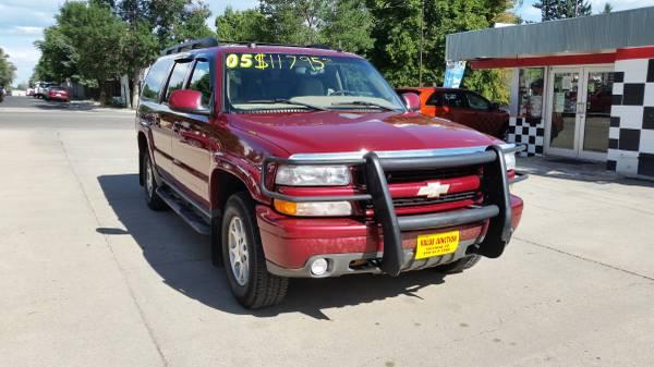 2005 Chevy Suburban Z-71