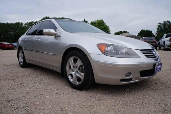 2005 Acura RL 4dr Car 3.5