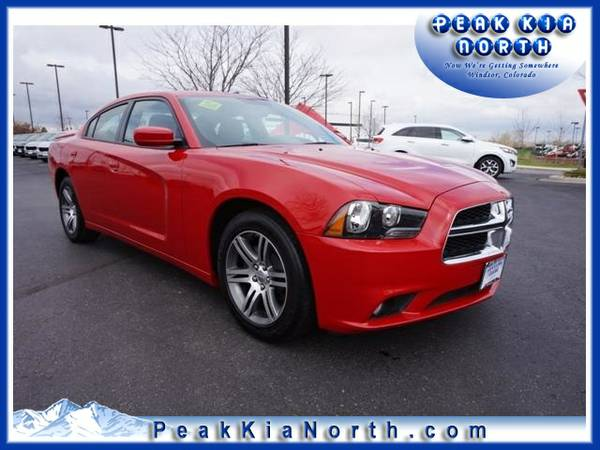 2012 Dodge Charger SXT only 12,923 miles