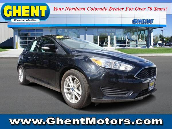 2015 Ford Focus SE - Call for Special Internet Pricing