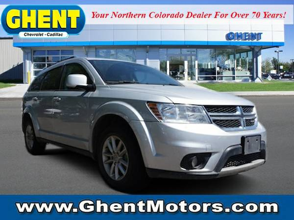 2014 Dodge Journey SXT - Call for Special Internet Pricing