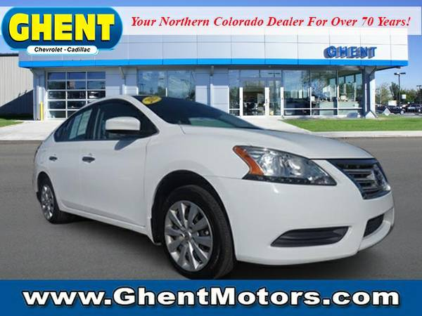 2015 Nissan Sentra SV - Call for Special Internet Pricing