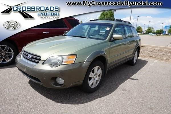2005 Subaru Legacy Wagon (Natl) Wagon Outback Ltd - Call for...
