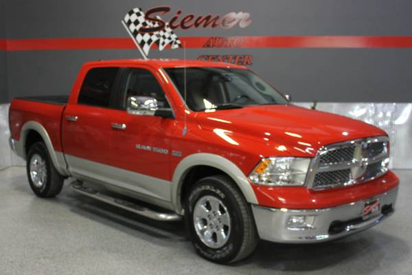 2011 RAM 1500 LARAMIE*CHECK OUT MORE OF OUR TRUCKS ON OUR WEBSITE*