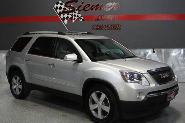 2011 GMC Acadia*OWN THIS SUV THAT HAS ALL TO OFFER YOU TODAY, CALL US