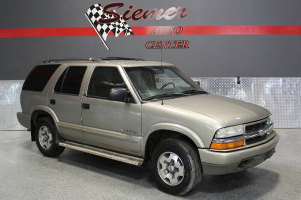 2003 Chevrolet Blazer*CHECK OUT ALL OUR QUALITY INVENTORY