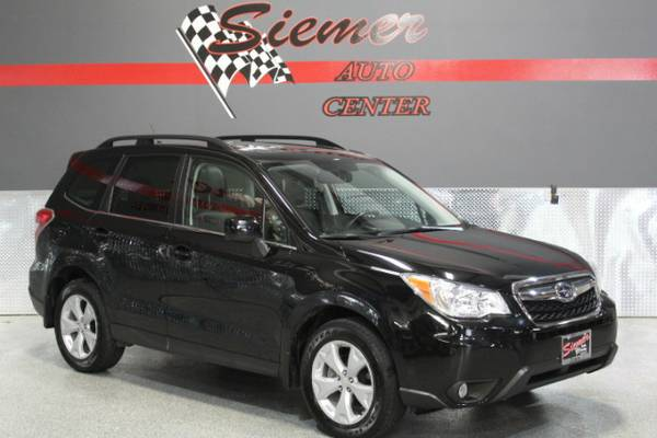 2014 Subaru Forester*HIGH SAFETY RATING AND HIGH RESELL VALUE, CALL US
