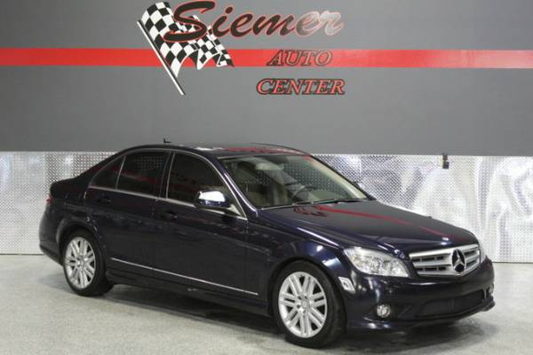 2009 Mercedes-Benz C300*OWN THIS LOW MILE LUXURY CAR TODAY, CALL