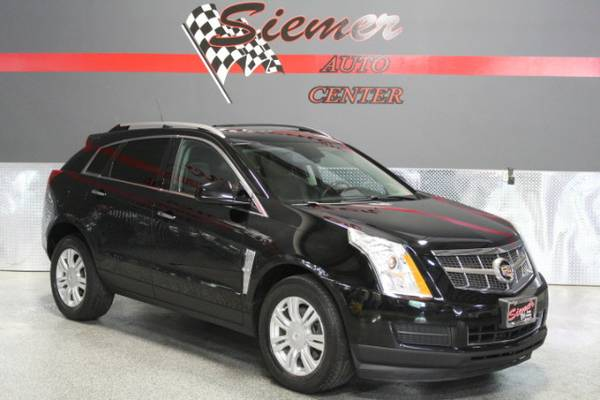 2012 Cadillac SRX*LET US HELP YOU OWN THIS LOW MILE LUXURY SUV TODAY*