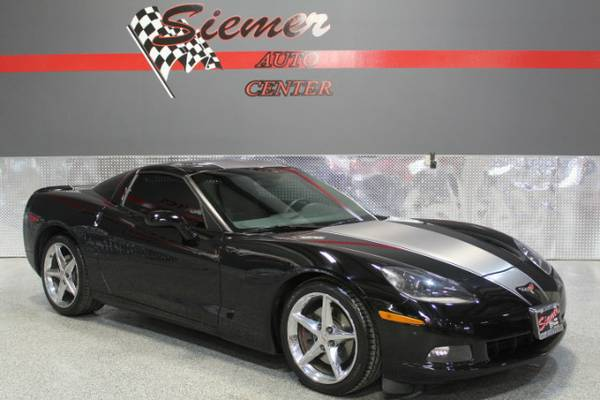 2011 Chevrolet Corvette*BACK IN BLACK, TEST DRIVE THIS ONE TODAY! CALL
