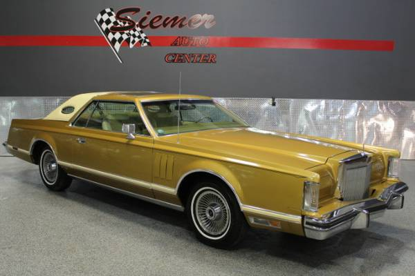 1978 Lincoln Continental Luxury*THIS ONE IS A MUST SEE!