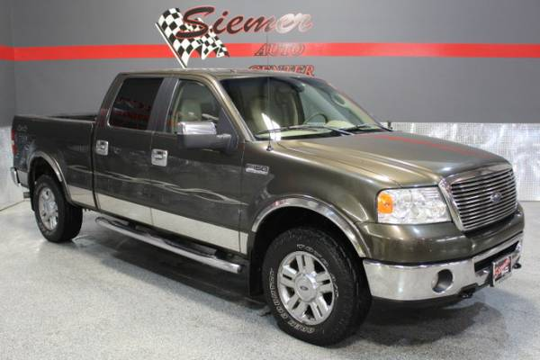 2008 Ford F150 LARIAT*COME KICK THE TIRES, AND TEST DRIVE THIS TODAY!