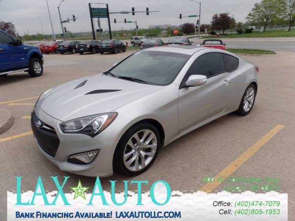 2013 Hyundai Genesis 3.8 Grand Touring Coupe * Only 31,886 miles!!