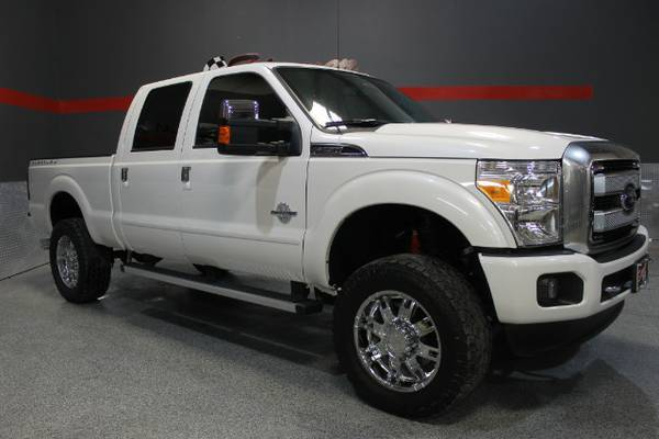 2016 Ford F250 PLATINUM*OWN THIS NEW TRUCK @ A USED PRICE, WE FINANCE!