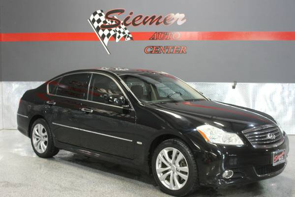 2008 Infiniti M 35*YOUR SEARCH IS OVER, TEST DRIVE THIS ONE TODAY!*