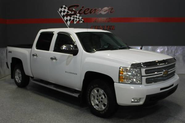 2012 Chevrolet Silverado*WE ARE TRUCK COUNTRY, CHECK OUT OUR INVENTORY