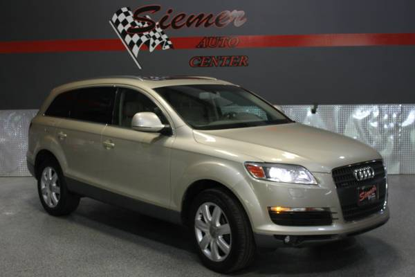 2007 Audi Q7*OWN THIS QUALITY CAR AT AN AFFORDABLE PRICE!*