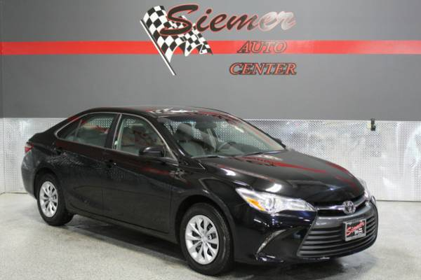 2015 Toyota Camry*PERFECT CAR, PERFECT PRICE,TEST DRIVE THIS ONE TODAY