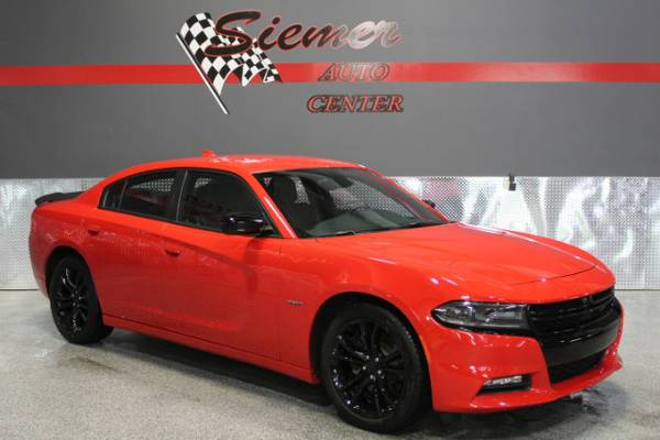 2016 Dodge Charger*RED HOT, THIS ONE WILL GO FAST! TEST DRIVE TODAY*