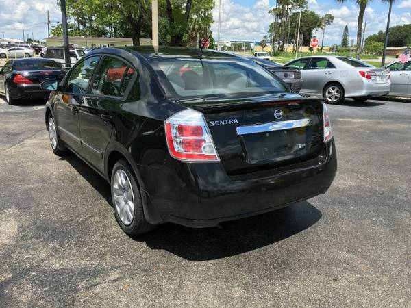 2012 Nissan Sentra 2.0 SL - YOUR JOB IS YOUR CREDIT!