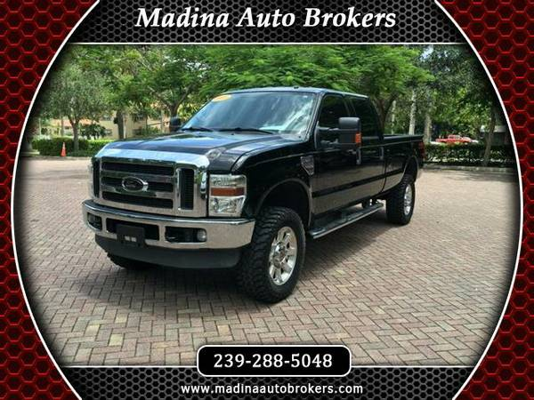 2008 Ford F-350 SD XLT Crew Cab Long Bed 4WD - AS LOW AS 1.9%!