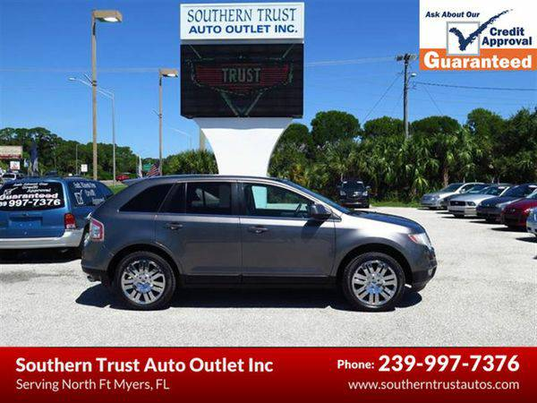 2010 *Ford* *Edge* 4dr Limited FWD