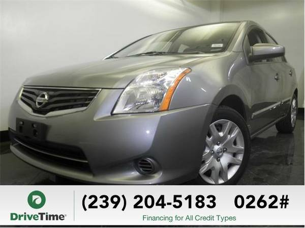 2012 *Nissan Sentra* 2.0 - BAD CREDIT OK