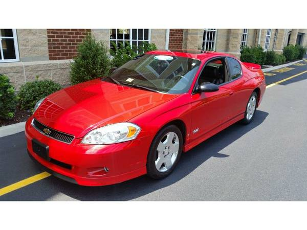 2006 CHEVROLET MONTE CARLO SS,1st Time Buyers, Good/Bad/No Credit