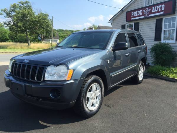 2007 Jeep Grand Cherokee Laredo 4X4 - Very Clean! Reduced!