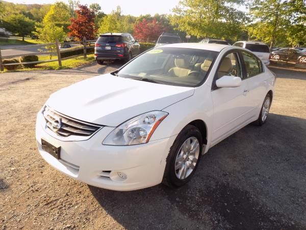 2012 Nissan Altima S(FINANCIAMIENTO TAX ID PASSPORT OK NO LICENCIA