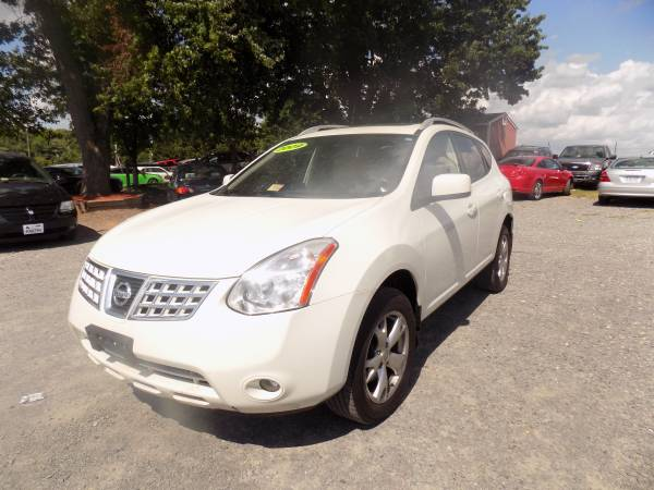 2009 Nissan Rogue/ SL/FINANCIAMIENTO TAX ID PASSPORT OK NO LICENCIA
