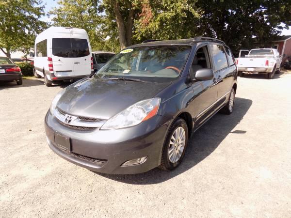 2008 Toyota Sienna Limited AWD/FINANCIAMIENTO TAX ID PASSPORT OK NO LI