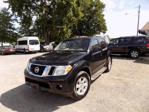 2008 Nissan Pathfinder LE(FINANCIAMIENTO TAX ID PASSPORT OK NO LICENCI