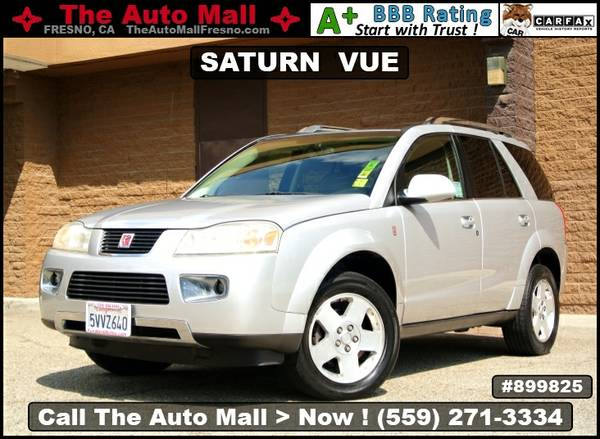 2006 SATURN VUE SUV * MOON ROOF * ALLOYS * PRIVACY GLASS * SHARP ! ! !
