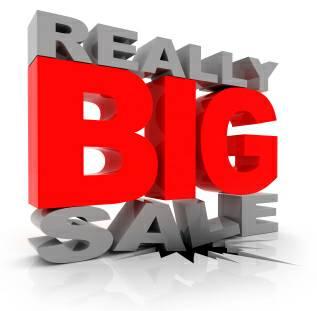 HUGE WEEKEND SALE!!! Free warranties, Gift cards and more!!