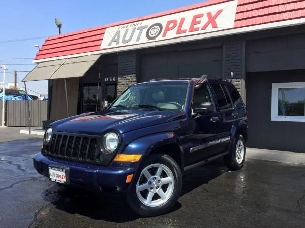 06 Jeep Liberty Sport Utility 4D//Family-Friendly//ON SALE