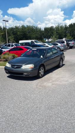 Acura TL great first car