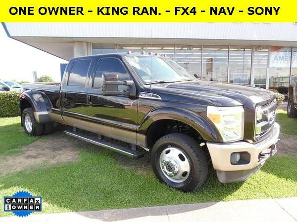 2014 *Ford F-350SD* King Ranch - Brown