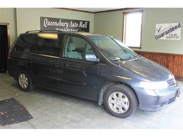 2004 *Honda Odyssey* EX 4dr Mini Van - Navy Blue