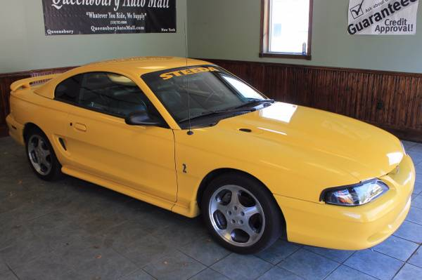 1998 Ford Mustang GT Coupe 2 Door 4.6L V8 FOR SALE!