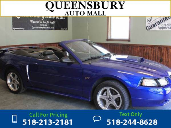 2003 *Ford* *Mustang* *GT* *Deluxe* *2dr* *Convertible* 91k miles