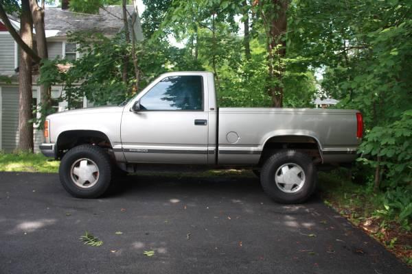 1998 GMC 1500