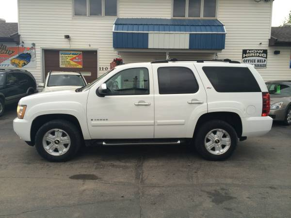 ★★★ 2007 Chevy Tahoe LT Z71 / New Tires...