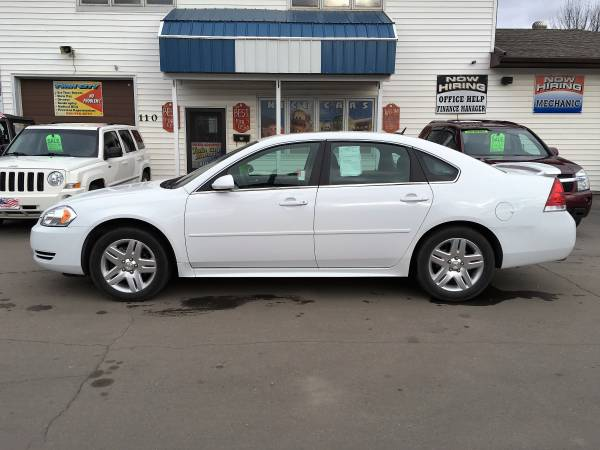 ★★★ LIKE NEW - 2014 Chevy Impala Limited LT / 22k...