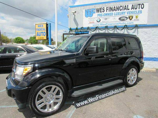 2007 *Dodge* *Nitro* SLT 4WD 4dr SUV+CLEAN ★ ★Guaranteed...