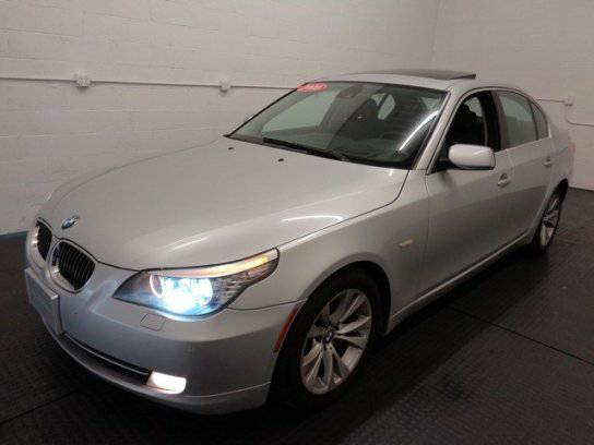 2010 BMW 535I NAVI*LEATHER*POWER MOONROOF*LOADED*MUST SEE!