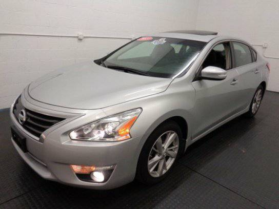 2013 NISSAN ALTIMA*SL*LEATHER*MOONROOF*LOADED*LOW MILES*JUST IN!!*
