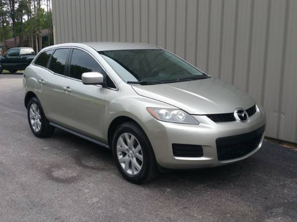 2007 MAZDA CX-7 ! GRAND TOURING ! COLD AC ! VERY CLEAN ! NICE ! SHARP