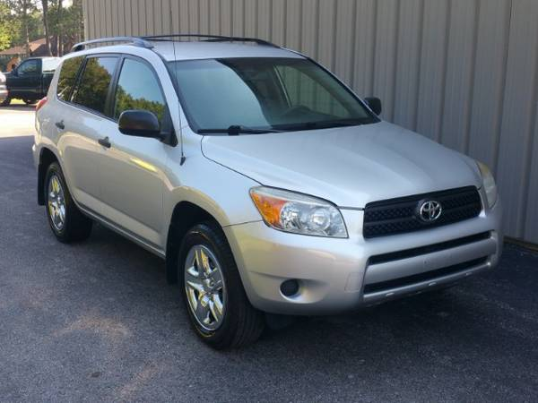 2007 TOYOTA RAV4 ! CLEAN CARFAX ! NO ACCIDENTS ! 4X4 ! COLD AC ! NICE